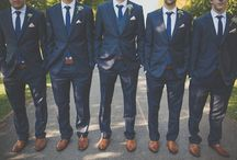 g r o o m s m e n / a collection of swoon-worthy images and ideas geared towards the groom's favorite men.