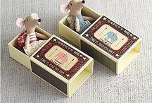 petites boites / boîtes revisitées
