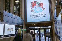 ETS at Harrods London! / We're so proud to be featured in Harrods, London!