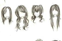 capelli manga