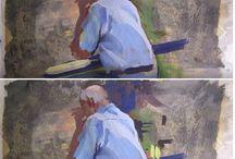 processos de pintura