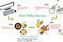 Tiffin Service in Mohali