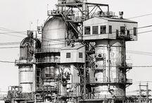 Industrie-Anlage, Industrial Area