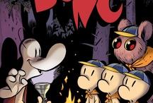 Comics, Fumetti, BD, Historietas...