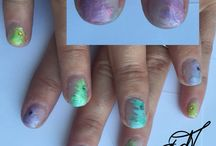 Nails by D / Nail art