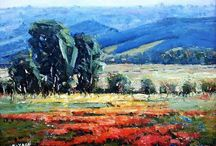 Dr.Rida Yaghi's oil paintings / Oilpaintings by the Lebanese artis, Dr. Rida Yaghi.