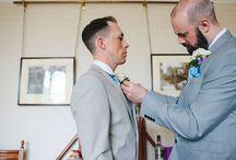 Wedding Photography at Highbury Hall / Same-sex (gay) wedding photography at Highbury Hall