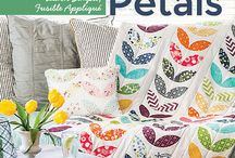 Playful Petals {My Book!} / Playful Petals, my first book will be available in the Spring of 2014 from C&T Publishing/Stash Books