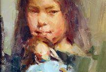 WOMEN- Impressionists