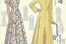 1940 Margit Nilson doll patterns