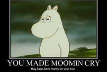 Moomins!!