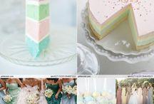 Wedding colours ideas