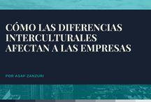 Cómo las Diferencias Interculturales Afectan a Las Empresas / Asaf Zanzuri es un exitoso empresario con sede en México. Aquí, Asaf describe las diferencias interculturales que ocurren entre las empresas en el lugar de trabajo.
