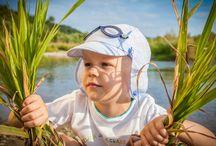 Letnie nakrycia głowy dla chłopców / O czapkach dla dzieci