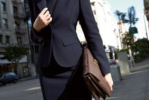 Work Wear / Outfits for the working woman