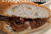 Sandwich Recipes / by Stacy Molter Photography   Fancy Shanty