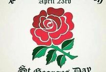 For England and st george