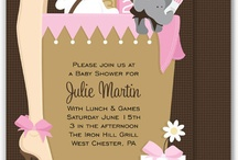 Invitaciones y cosas de fiestas!