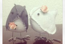 wedding makings / Lots of goodies suitable for weddings, as well as some of the commission things that I've made!