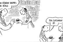 Karikatur-Hayatın Mizahı
