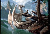 Dragon ● White
