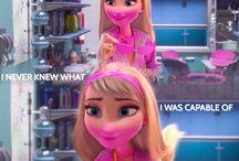 Elsa diferente