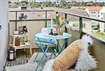 Summer Terrace Inspiration