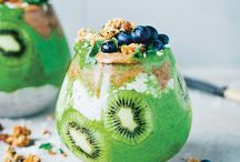 Healthy Smoothies for Breakfast Lunch or Dessert