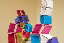 paper sculptures for kids