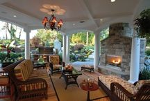 Outdoor spaces / by Laurie Mounce