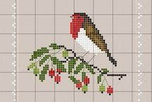 Cross Stitch, Hardanger