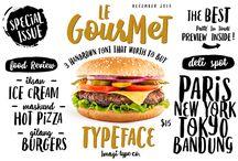 Fonts & Typefaces