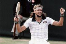 Joueurs et Joueuses de Tennis célèbres