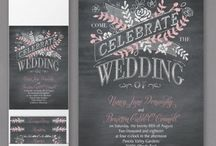 """""""You're Invited"""" /  - Some of the most creative and beautiful invitations, Save the Dates and programs imaginable!"""