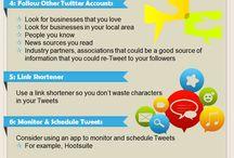 Twitter Infografías