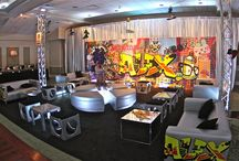 Lounge Furniture / Great ideas that NY Party Works can create with lounge furniture and decor.