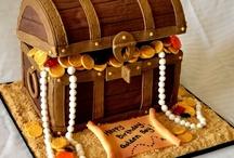 Cake - Pirates
