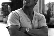 Stallone / A living legend.