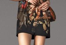 Moda damska / O ciekawych pomysłach modowych