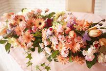 wedding tableflower