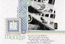 Scrapbooking inspiration / by Lacey Moate