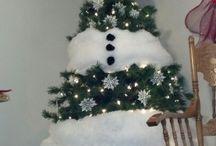 Kerst / Grappige en mooie nieuwe kerstideeen.
