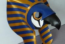 Ancient Egyptian Inspirations / Art & archaeology inspired by ancient Khem