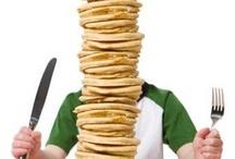 Foood / Pancake / by Sanae H