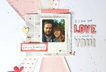 Scrapbook Love! :)