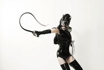 Latex & lingerie / Latex, lingerie and dream wear. Gothic, elegant and black. / by Lady Loki