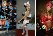 Halloween Costumes of the stars