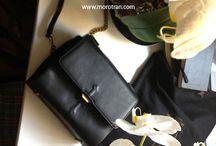 Moro Tran | Who We Are / Signature luxury handbags made in NYC. A company led by women.