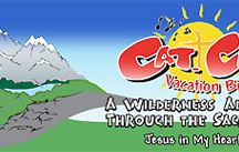 VBS Wilderness Adventure - Sacraments / Cat chat vbs about the 7 Sacraments.