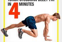 Men's Workouts / Men's Fittness